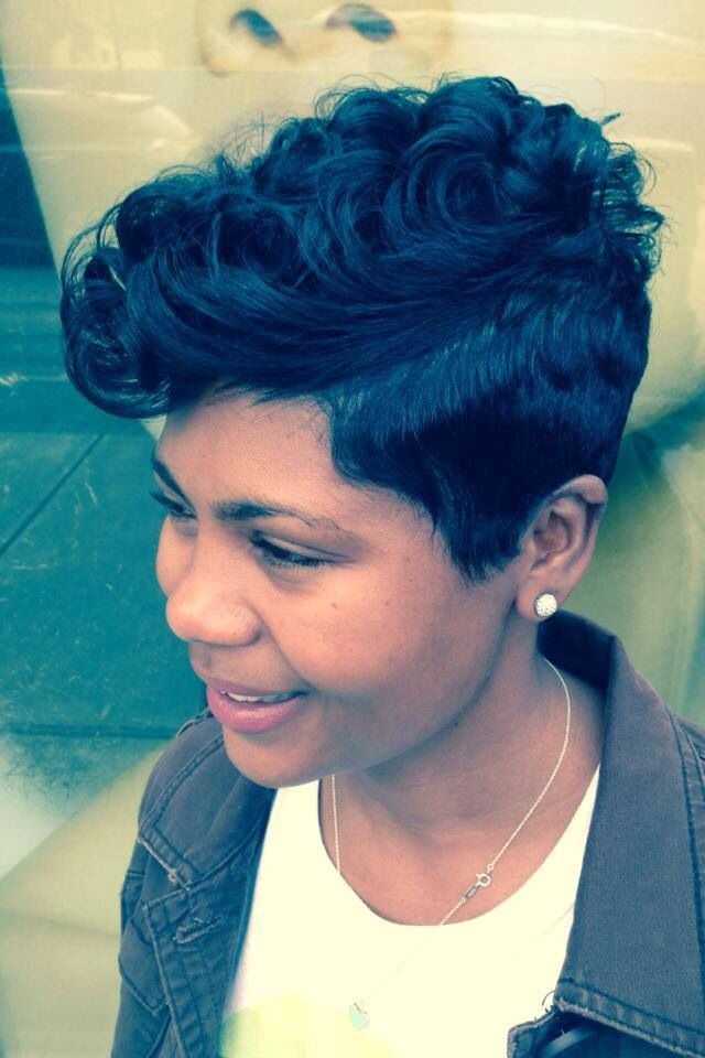 Superb 1000 Images About 27 Piece Hairstyles On Pinterest Razor Chic Short Hairstyles For Black Women Fulllsitofus