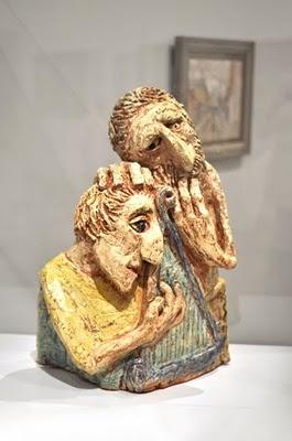 Arthur Boyd #ceramic #sculpture