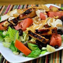 Amy's Barbecue Chicken Salad - Allrecipes.com