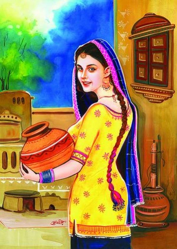Punjabi Culture Rangla PUNJAB India