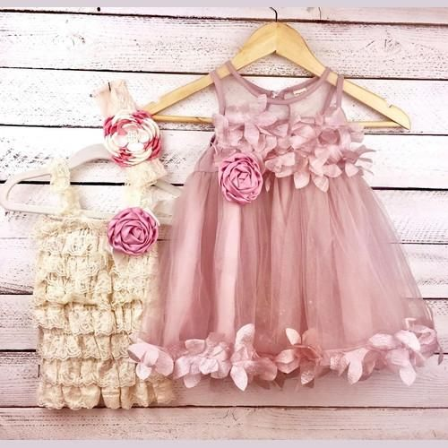 Floral Burst Matching Sister Dress Outfits, big sister dress, little sister baby romper, matching sibling outfits, family photo ideas outfits
