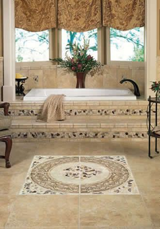 Best How To Lay Ceramic Tile Images On Pinterest Bathroom