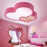 Módní+a+moderní+Vestavná+montáž+Pro+Obývací+pokoj+Ložnice+dětský+pokoj+AC+220-240V+Žárovka+je+zahrnuta+v+ceně.+–+CZK+Kč+4+208