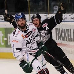 2017 DEL Ice Hockey Championship - Nuernberg Ice Tigers vs Augsburger Panthers