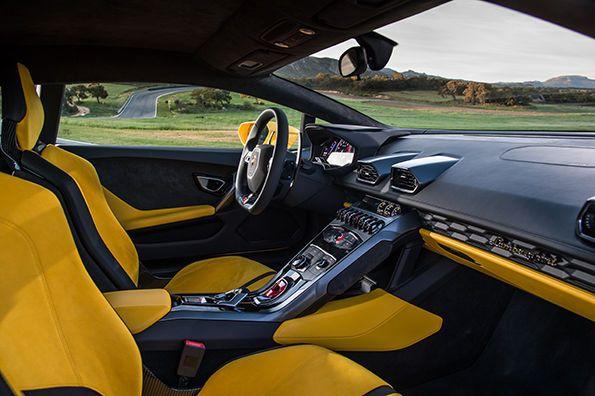 Gallery: Lamborghini Huracan - interior details/engine bay | Goodwood Road & Racing