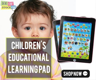 Learning Pad Better Than Best...http://goo.gl/A9QD0A
