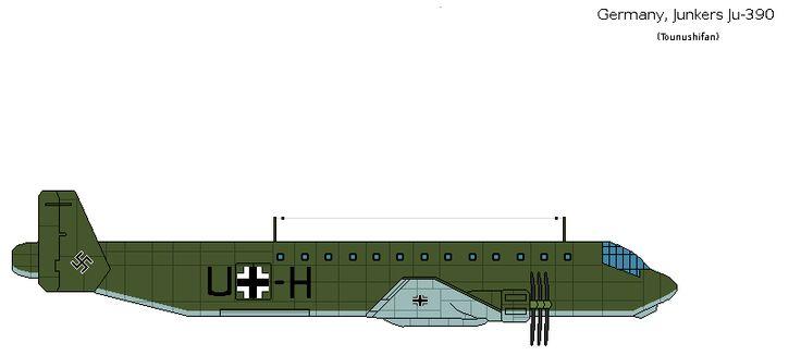 Junkers JU-390