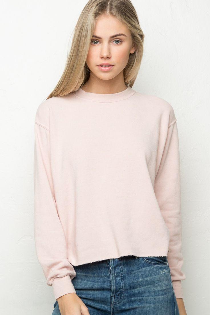 Brandy ♥ Melville | Acacia Sweatshirt - Pullovers ...