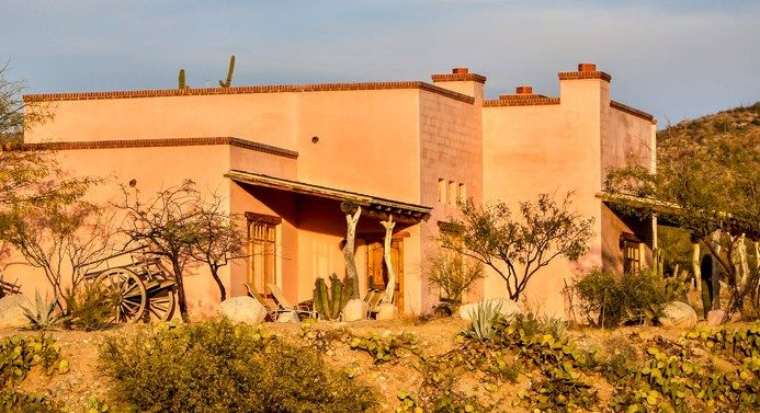 Tanque Verde Guest Ranch Tucson, Arizona, USA #cbcollection