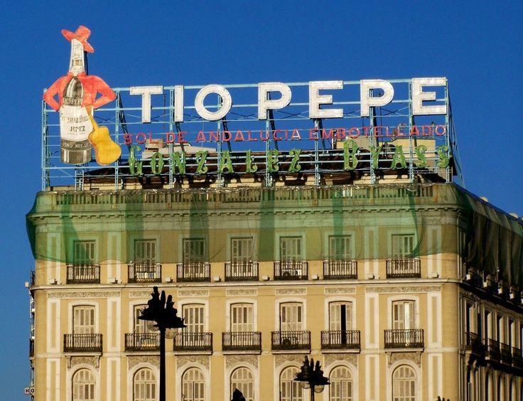 Daily Wanderlust: Tio Pepe in Madrid