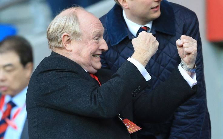 28 Sept. Neil Kinnock kicked out of seat at Cardiff City match for wild celebrations