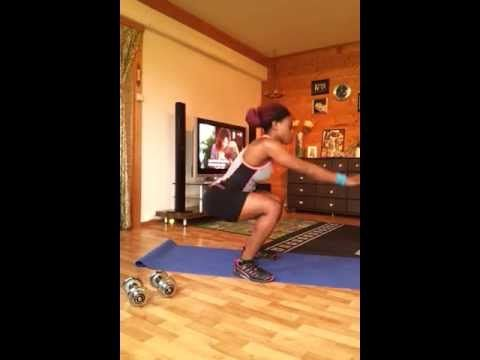 Butt Workout at home