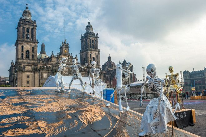 40. Mexico City - World's Most Incredible Cities