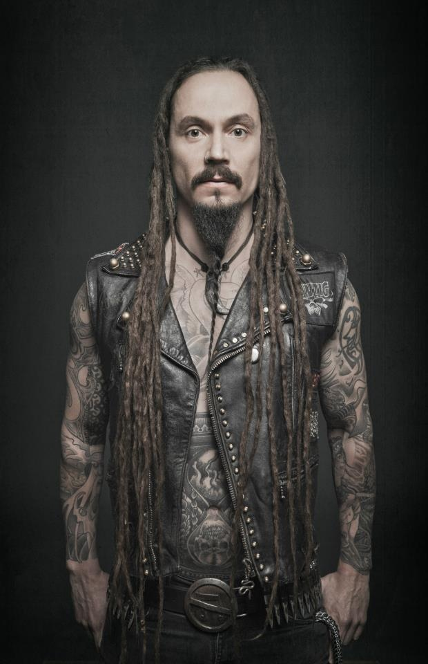Tomi Joutsen, Amorphis vocalist