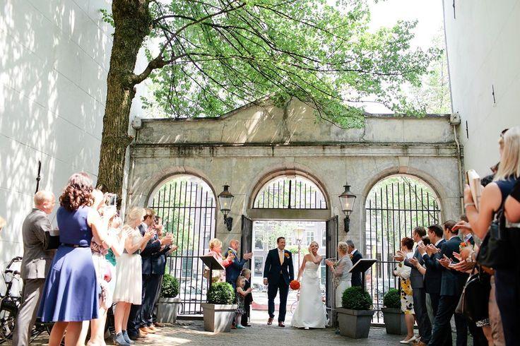 Wedding entree