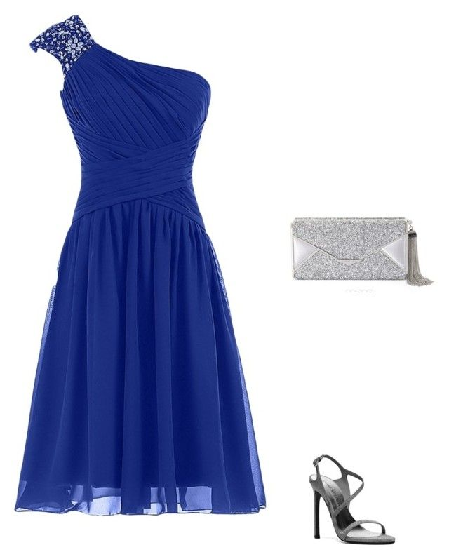 """Untitled #1"" by lhh-ph on Polyvore featuring BCBGMAXAZRIA"