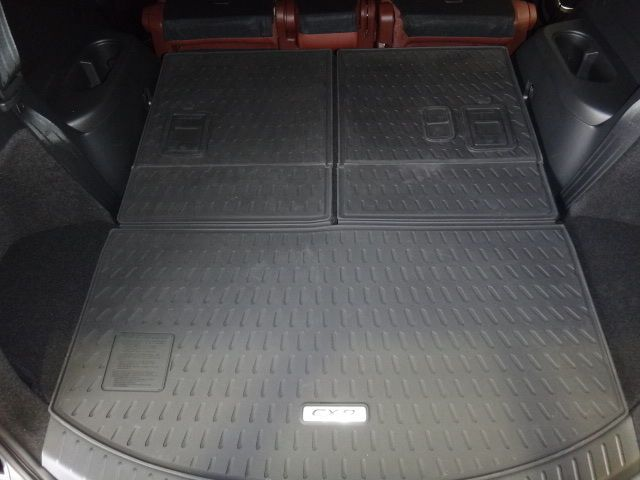 Awesome Great 2016 2017 Mazda CX-9 Rear Rubber Cargo Tray (3-piece) 00008BN10 2017/2018 Check more at http://24go.cf/2017/great-2016-2017-mazda-cx-9-rear-rubber-cargo-tray-3-piece-00008bn10-20172018/