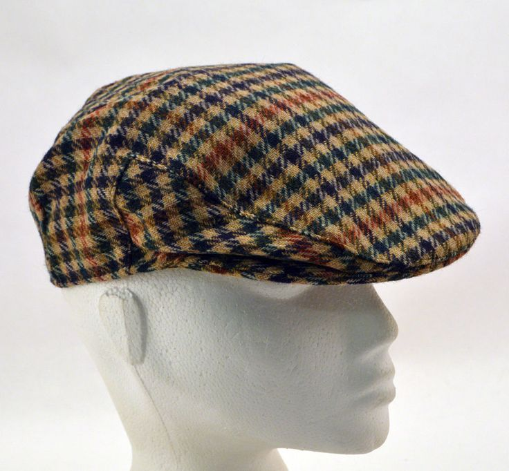 Mens Boys Ladies Failsworth Country Flat Cap with Quilt in-lined Clearance 55cm