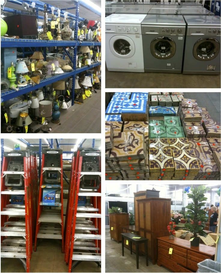 A Habitat For Humanity ReStore Is Always A Treasure Hunt!
