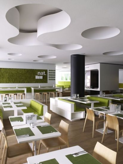 Fast Food Restaurant Design As The Key for Your Bussiness
