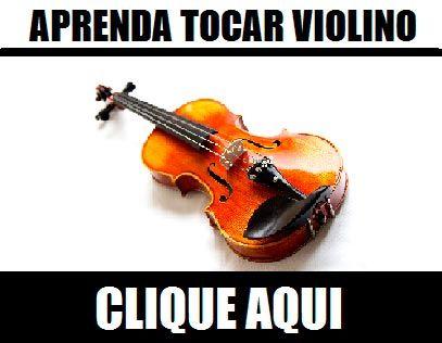 Aprenda tocar violino sem sair de casa e ter que pagar fortunas em um conservatório ou para um professor. Clique AQUI e saiba como