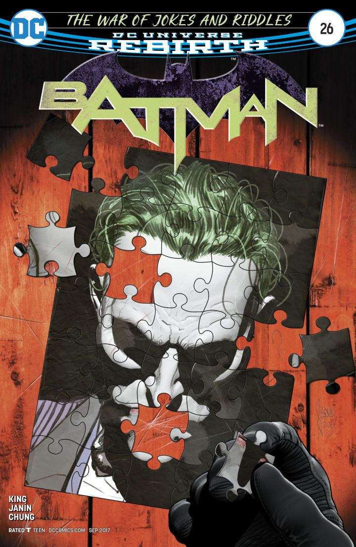 New DC Comic Pays Tribute to Batman '89  The latest chapter of DC's ongoing Batman comic just paid tribute to Tim Burton's 1989 Batman movie in a very cool way.  Warning: this article contains spoilers for Batman #26!  Anyone who's seen Burton's first Batman movie no doubt has that surgery scene etched into their memory - the moment when Jack Nicholson's Joker saw his new face for the first time. This issue offered a faithful recreation of that scene albeit with Riddler taking the place of…