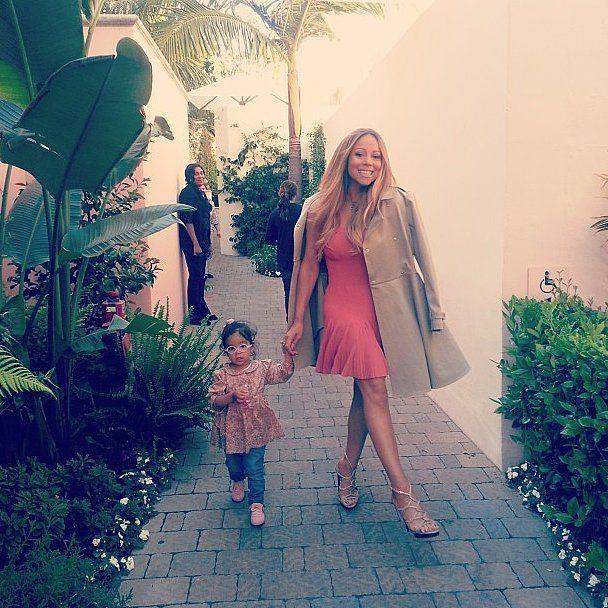 All the Celebrities You Should Be Following on Instagram! Mariah Carey Follow Mariah Carey: mariahcarey