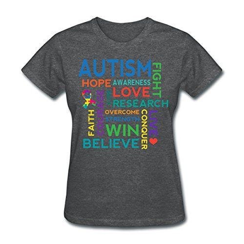 As I was searching for t-shirts that may reflect that I love someone with Sensory Processing Disorder, I couldn't help but notice that there was a lot of great Autism t shirts for my fellow sensory peeps to show that they love someone with Autism. After all, wearing an Autism t shirt shows your love of the Autistic person … … Continue reading →