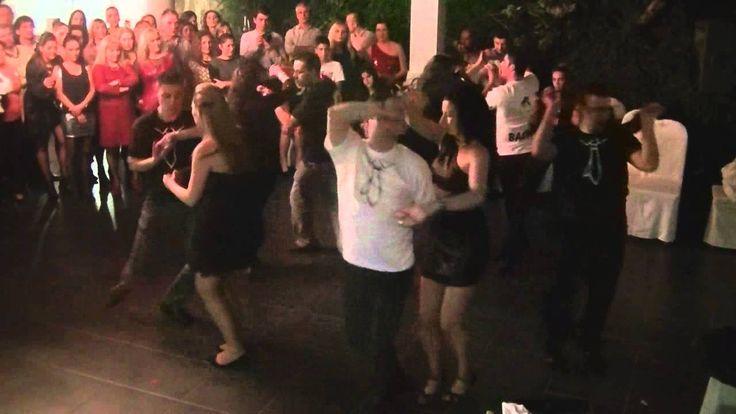 Exibição Roda de Bachata - Alunos da Escola de Dança Nuno Moreira
