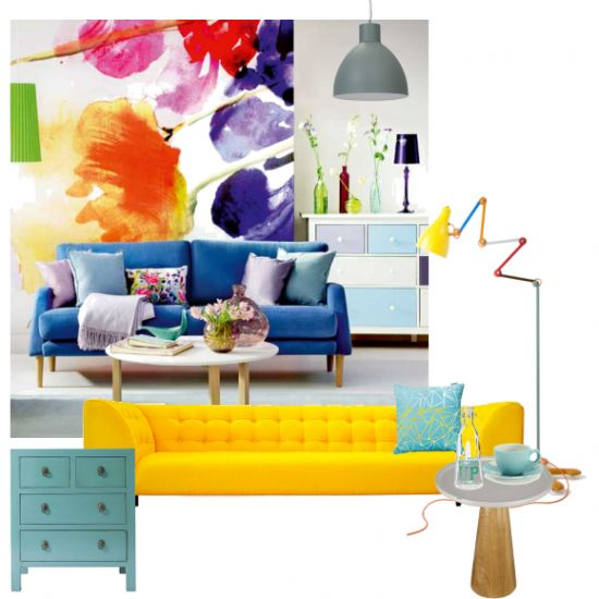 Colours Living Rooms