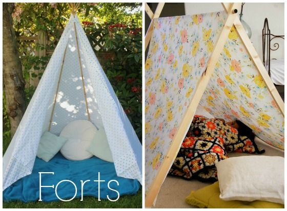 forts to make for kids