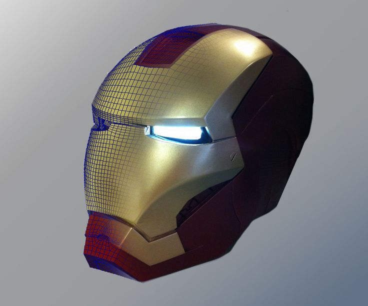 Early last year, before The Avengers came out, I approached the rapid prototyping department at my company and asked if they would be able to help me produce a replica Ironman helmet. I had tried building the helmet with pepakura files produced by a member of the thereplicapropforum.com, but I found I did not have the time/patience/skill to sit and trim out hundreds of pieces of paper and reassemble them. This is my first instructable, but I wanted to share my process for anyone who has…