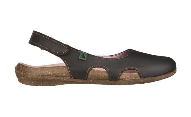 N419 Vachetta Black / Wakataua - Scarpe Donna - Online Shop - El Naturalista