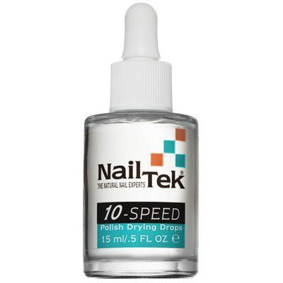 Nailtek 10 Speed Polish Drying Drop  //Price: $ & FREE Shipping //    #health #womenhealth  #relaxation #skincare #wellness #body #healthylife #fitness #body #activity #bodycare #sport #diet #nutrition