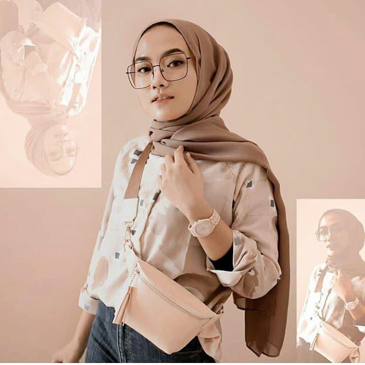 Tutorial Hijab Pashmina Sabyan Diamond Hijab Tutorial Hijab Pashmina