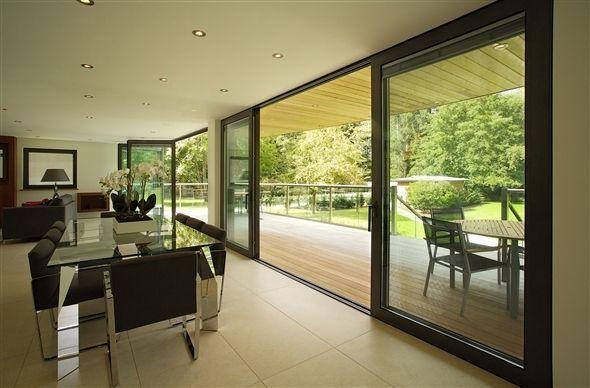les 25 meilleures id es concernant les rideaux pour portes fen tres sur pinterest rideaux de. Black Bedroom Furniture Sets. Home Design Ideas
