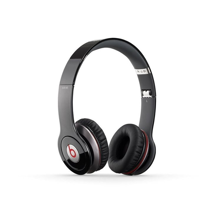 Amazon.com: Beats Solo HD On-Ear Headphone - Black (Certified Refurbished): Electronics