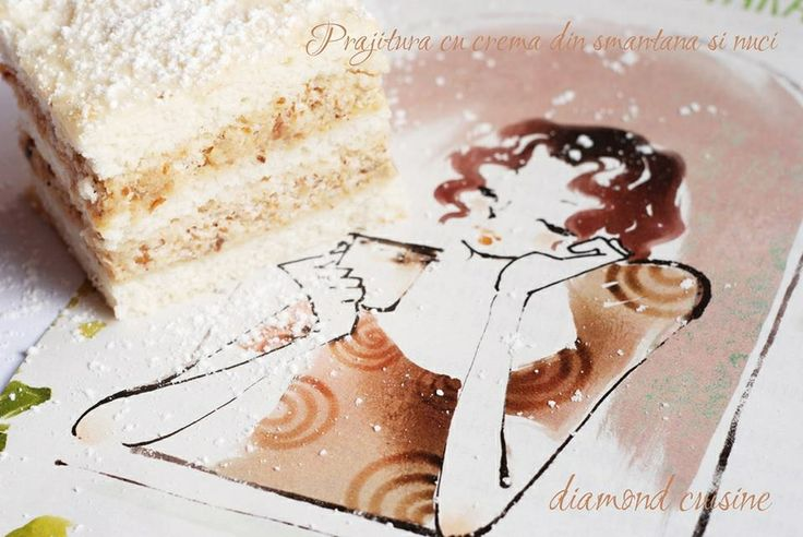 fine layered cake