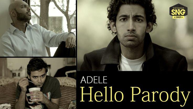 "SnG: Adele - ""Hello"" Parody"