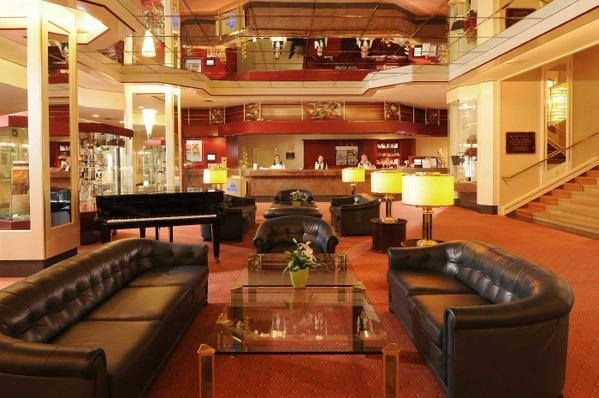 IN A LUXURY HOTEL! TheMaritim hotel in Halle will be turned into a Muslim flophouse as of October 1st. fdesouche(h/t Susan K) The first Muslim invaders have already moved in last week while60 …