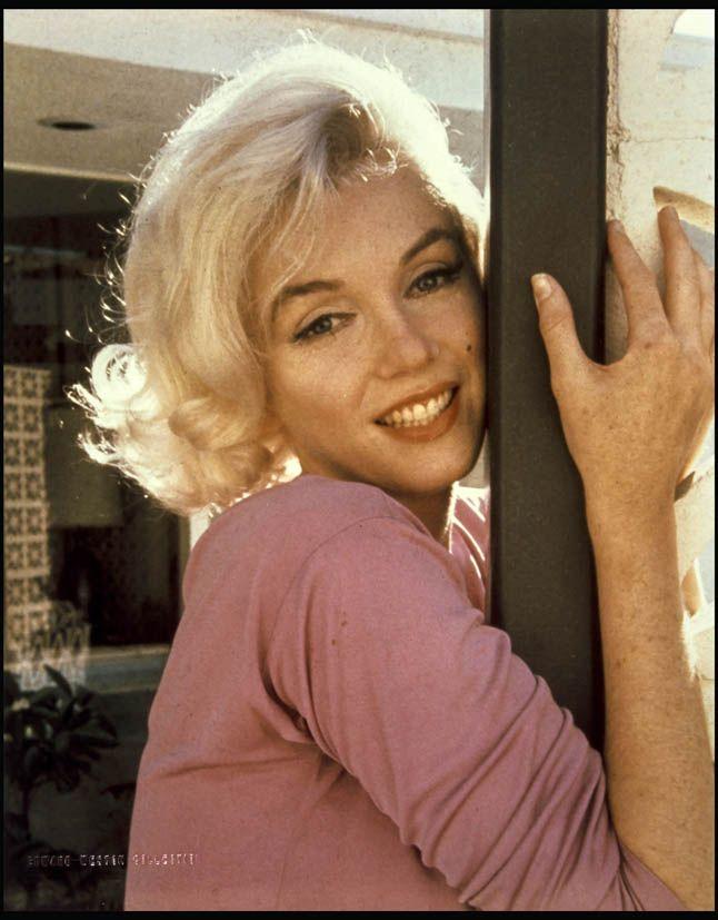 Marilyn Monroe utolsó fotói - Sztárhírek - GLAMOUR Online