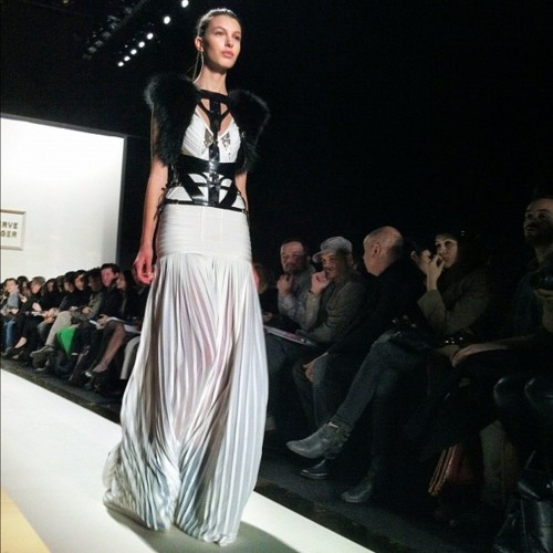17 best images about nyfw via my iphone on pinterest. Black Bedroom Furniture Sets. Home Design Ideas