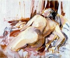 Oil sketch....MJSchacker
