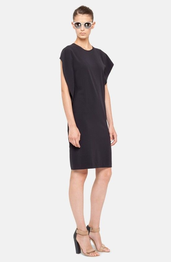Akris punto Laser Cut Techno Dress $1,190 | Details on motoomotive.com
