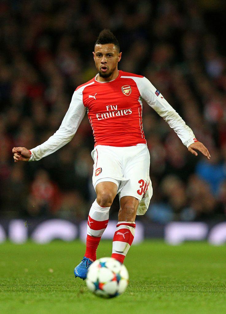 Francis Coquelin Photos: Arsenal v AS Monaco FC
