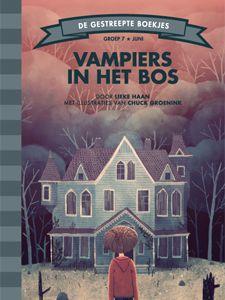 Volgens Emma's broer wonen er vampiers in het IJzeren Bos. Emma en haar beste vriend Bart gaan ernaartoe. Er lijkt eerst niets bijzonders aan de hand, maar dan staat er ineens een zeer bleke man voor hen...