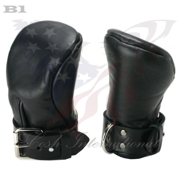Explore Your Bondage Fantasies With These High Quality Mitts Made From Beautifully Soft Top Grain Calf Leather. For Your Comfort, They Are Fully Lined And Padded. GENUINE CALF LEATHER. FULLY LINED. | eBay!