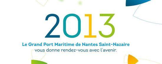 La Carte de Voeux 2013 du Port en version électronique par Poisson Bouge et Cyanéa