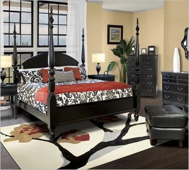 1000 Images About Bedroom On Pinterest Black Headboard Dressers And Mirrored Bedroom Furniture