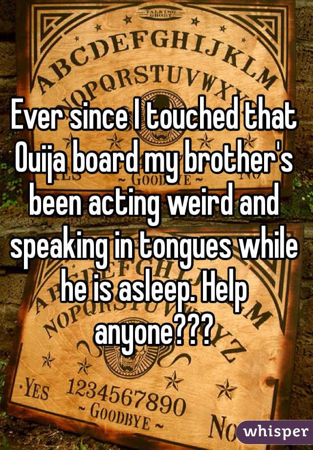 "<b>Whether you believe in the power of Ouija or not, these confessions are SCARY.</b> Based on anonymous <a href=""http://go.redirectingat.com?id=74679X1524629&sref=https%3A%2F%2Fwww.buzzfeed.com%2Fkrystieyandoli%2Fcrazy-ouija-board-stories-that-will-completely-shock-you&url=http%3A%2F%2Fwhisper.sh%2F&xcust=3385042%7CBFLITE&xs=1"" target=""_blank"">Whisper posts</a>."